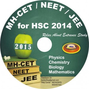 MH-CET Support Materiel Digital CD
