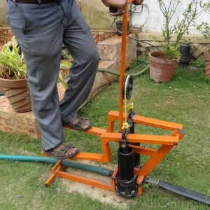 Ecoflo-treadle-pump